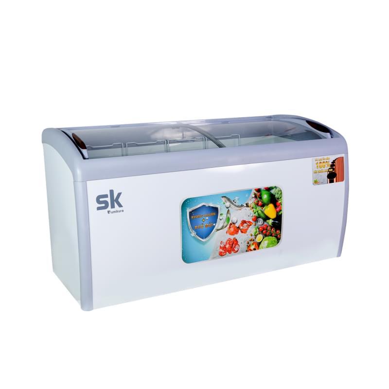 TỦ ĐÔNG KÍNH LÙA 300 LÍT SUMIKURA SKFS-300C